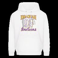 Hoodies ~ Men's Hoodie ~ ISSAQUAH Indians 93