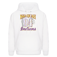 Hoodies ~ Men's Hoodie ~ ISSAQUAH Indians 94