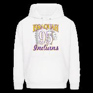 Hoodies ~ Men's Hooded Sweatshirt ~ ISSAQUAH Indians 95