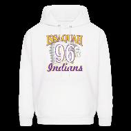 Hoodies ~ Men's Hooded Sweatshirt ~ ISSAQUAH Indians 96