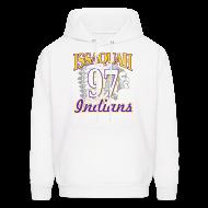 Hoodies ~ Men's Hoodie ~ ISSAQUAH Indians 97