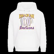 Hoodies ~ Men's Hoodie ~ ISSAQUAH Indians 00