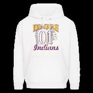Hoodies ~ Men's Hoodie ~ ISSAQUAH Indians 01
