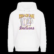 Hoodies ~ Men's Hooded Sweatshirt ~ ISSAQUAH Indians 02