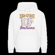 Hoodies ~ Men's Hooded Sweatshirt ~ ISSAQUAH Indians 03
