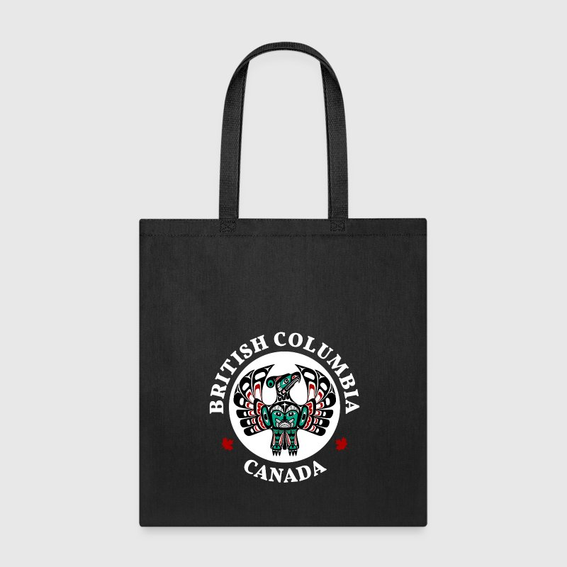 Northwest Pacific coast Haida art Thunderbird BC Bags & backpacks - Tote Bag