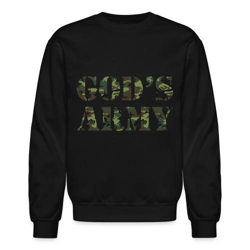 God's Army - Crewneck Sweatshirt