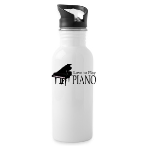 Piano Bottles & Mugs - Water Bottle