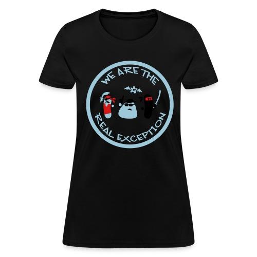 Micobes (female, standard) - Women's T-Shirt