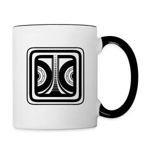 Starcadian Classic Logo Coffee Mug - Contrast Coffee Mug