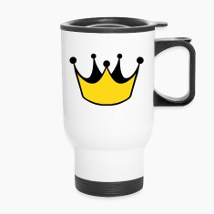 Crown Bottles & Mugs