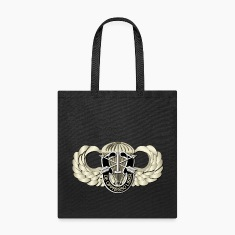 Tote Bag - Airborne Badge - SF DUI