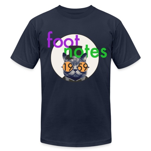 Cat Scratch - Men's Fine Jersey T-Shirt