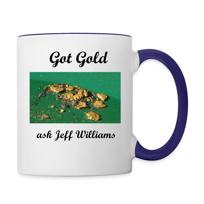 Got Gold Coffee Cup