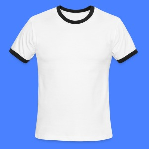First Things First I'm The Realest T-Shirts - Men's Ringer T-Shirt