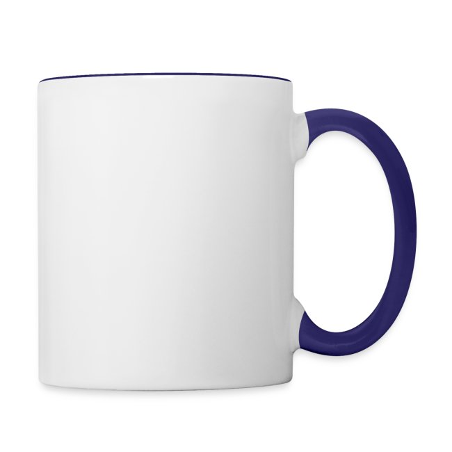 Slim with Pistol coffee cup