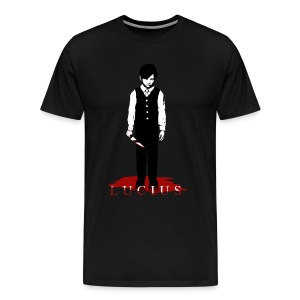 LUCIUS WITH KNIFE  - Men's Premium T-Shirt