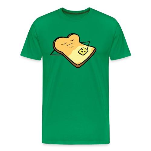 Erotic Toast - Men's Premium T-Shirt