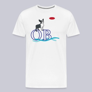 Ocean Beach San Diego - Men's Premium T-Shirt