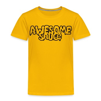 Awesomesauce (Toddler size) - Toddler Premium T-Shirt