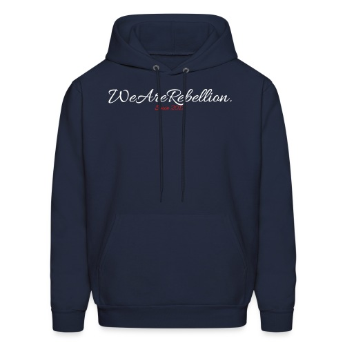 Mens Pull Over - Men's Hoodie