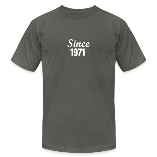 Since 1971 - Men's Fine Jersey T-Shirt