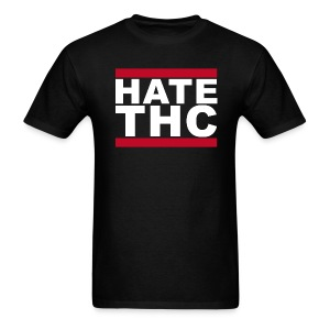 Men's Hate THC - Men's T-Shirt