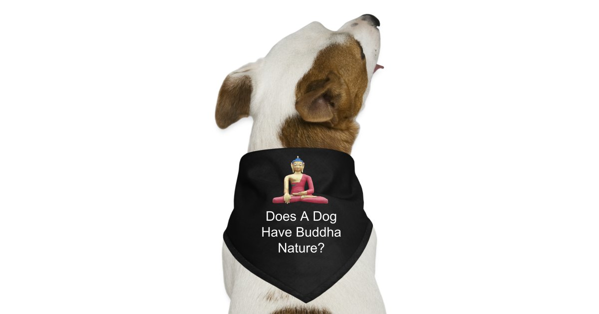 d34d264d Personalized Souvenirs | Does A Dog Have Buddha Nature Personalized ...