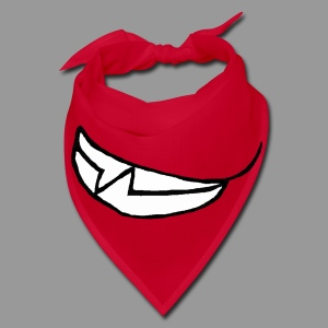 Creep Grin Bandana - Bandana
