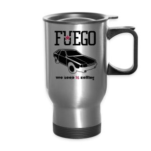 Rogue Fuego With - Travel Mug