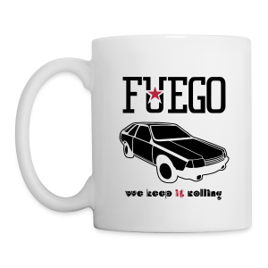 Rogue Fuego With - Coffee/Tea Mug