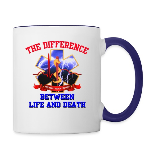 EMS Coffee Mug - Contrast Coffee Mug