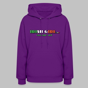 Irish Girl - Women's Hoodie