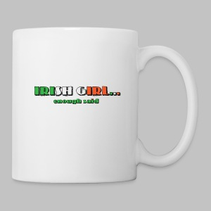 Irish Girl - Coffee/Tea Mug