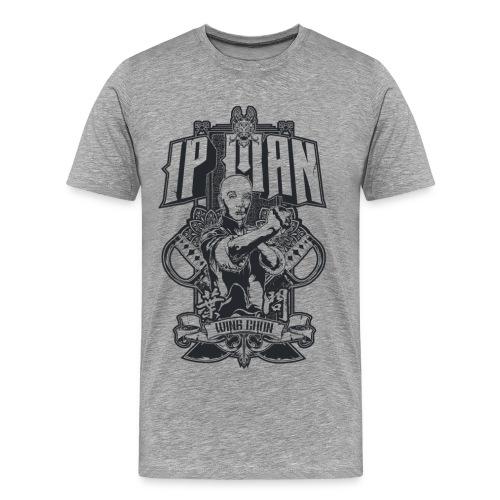 Ip Man - Masters Series (Wing Chun) - Men's Premium T-Shirt