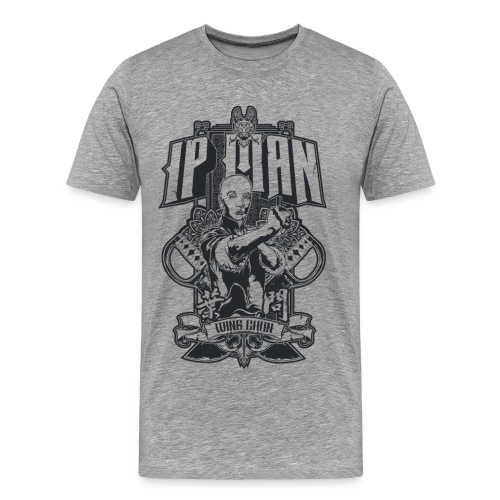 Ip Man - Masters Series (Wing Chun) - Men's Premium T-Shirt