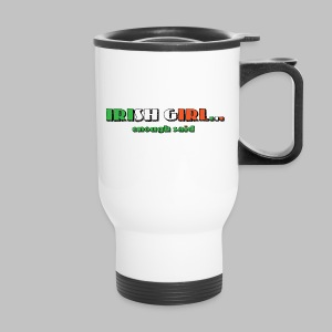 Irish Girl - Travel Mug
