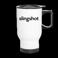 Mugs & Drinkware ~ Travel Mug ~ SlingShot Travel Mug