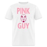 Pink Guy T Shirt