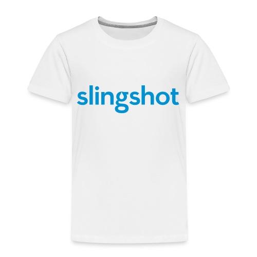 SlingShot Kid's T-Shirt - Toddler Premium T-Shirt