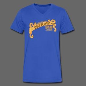 313th Birthday - Men's V-Neck T-Shirt by Canvas