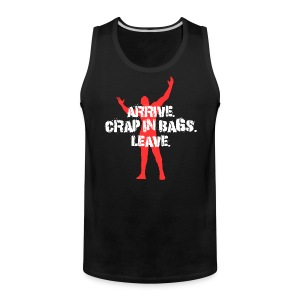 Voices Crap - Men's Premium Tank