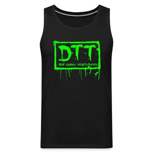 DTT Order - Men's Premium Tank