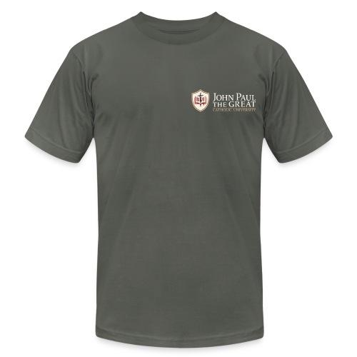 JPCatholic T-shirt (charcoal) - Men's  Jersey T-Shirt