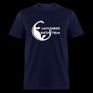 T-Shirts ~ Men's T-Shirt ~ Loch Ness Swim Team Shirt