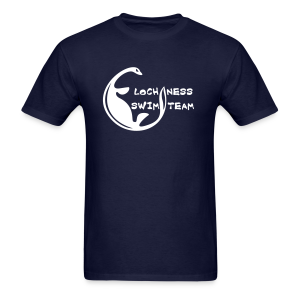 Loch Ness Swim Team Shirt - Men's T-Shirt
