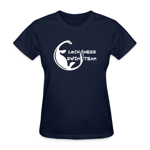 Loch Ness Swim Team Shirt - Women's T-Shirt