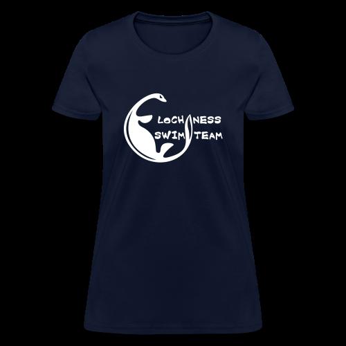 Loch Ness Swim Team Shirt - Women's T-Shirt