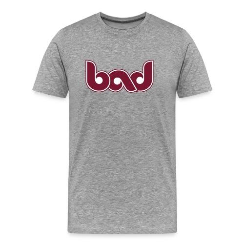bad (M) - Men's Premium T-Shirt