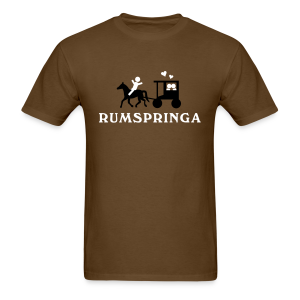 Amish Rumspringa Shirt - Men's T-Shirt